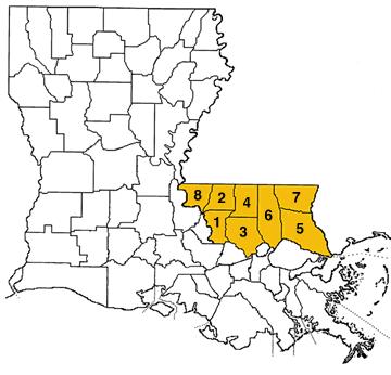 Florida Parishes