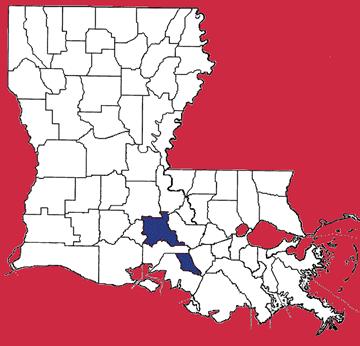 map of st martinville louisiana St Martin Parish Center For Louisiana Studies map of st martinville louisiana